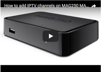 rapid iptv server magbox